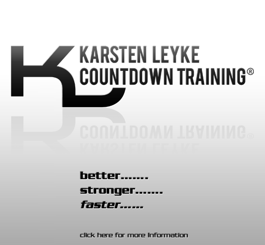 Kartsen Leyke Countdown Training